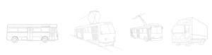 Реклама на транспорте Пермь Супер 59 агентство