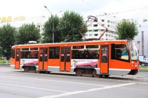 Преимущества рекламы на электротранспорте